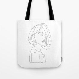 Flirty Tote Bag