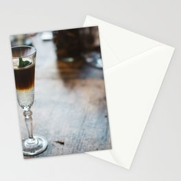 Coffee Lounge Stationery Cards
