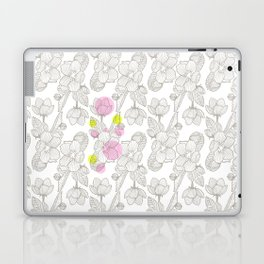 Cherry Flower  Laptop & iPad Skin