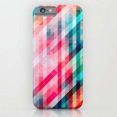 Colorful Geometric Pattern Slim Case iPhone 6s