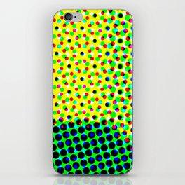 N Dot iPhone Skin