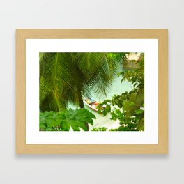 MuZuNgU Framed Art Print