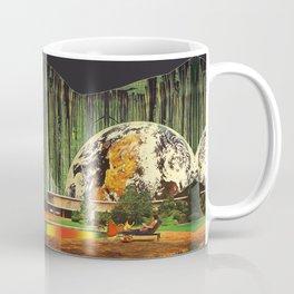 Earth house  Coffee Mug