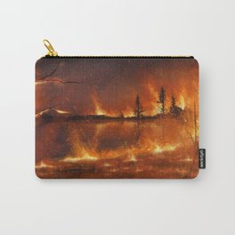 Lighting the Night Carry-All Pouch