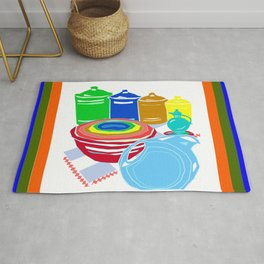 Favoriteware Collection Rug