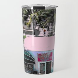 Key West Sunshine Travel Mug