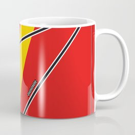 Barcelona Racetrack Coffee Mug