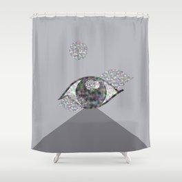 Farsight Shower Curtain