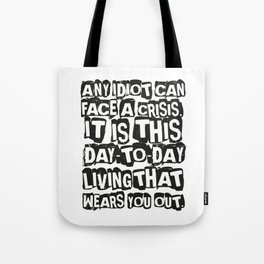 day2day Tote Bag
