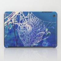 dreamcatcher iPad Cases featuring dreamcatcher by Luiza Lazar