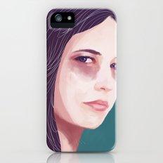 Eva Green iPhone (5, 5s) Slim Case