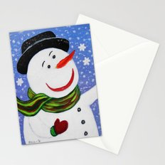 Christmas card 5 Stationery Cards