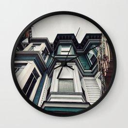 San Fran livin' Wall Clock