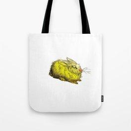 Old Rabbit Tote Bag