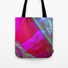 Signs in the Sky Collection III- Streaks and lights Tote Bag