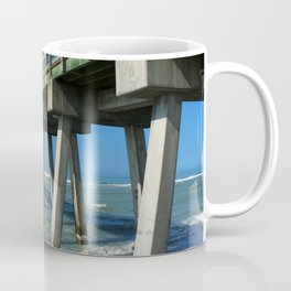 Fishing Pier - Venice Florida Coffee Mug