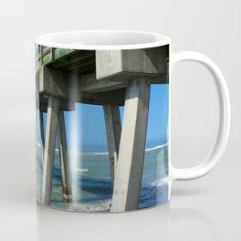 Fishing Pier - Venice Florida Coffee Mug