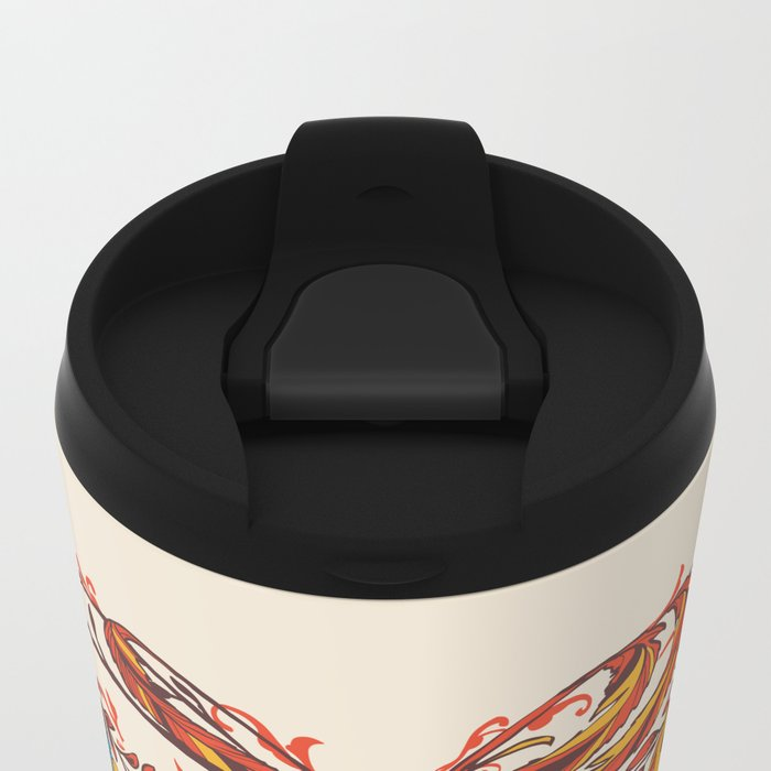 Just Like Home Metal Travel Mug