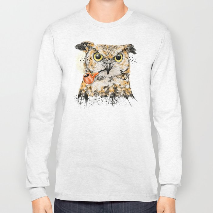 Mr.Owl II Long Sleeve T-shirt