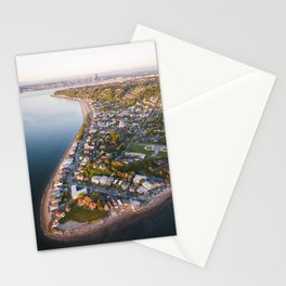 Alki Point Stationery Cards