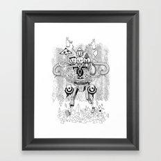 Let's Go on an Adventure Framed Art Print