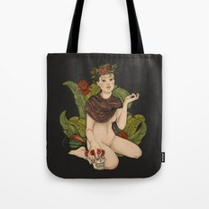 the great suffering Tote Bag