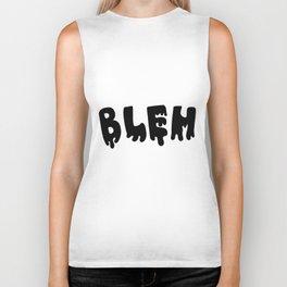 BLEH! Biker Tank