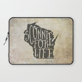 Sconnie for Life Laptop Sleeve