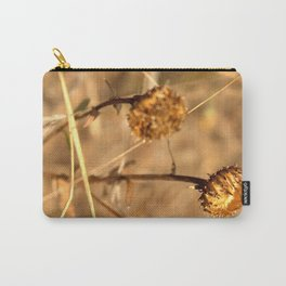 Dry Weeds Carry-All Pouch