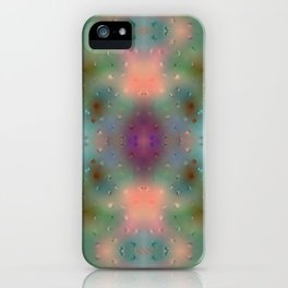 Abstract Dream - Dots iPhone Case