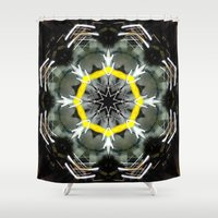 aviation Shower Curtains featuring Aviation by KAndYSTaR