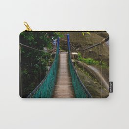 Swinging Bridge -Guam Carry-All Pouch
