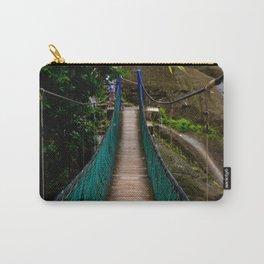 Swinging Bridge -Guam Carry-All Pouch