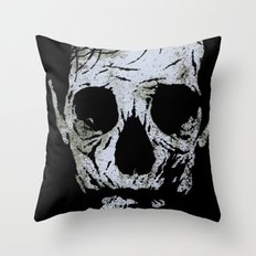 Muerto Throw Pillow