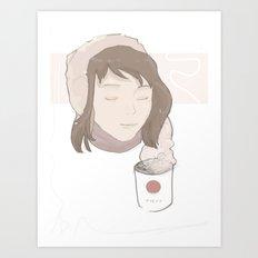 Its Cold Outside Art Print
