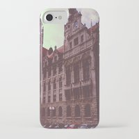 germany iPhone & iPod Cases featuring Germany by Jiesha  Stephens