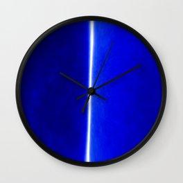 Photon Streak Wall Clock