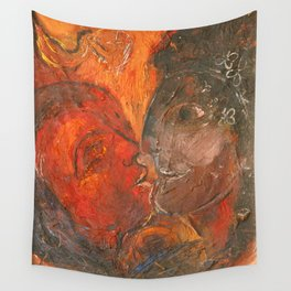1000 years old love Wall Tapestry