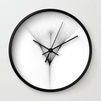 martini Wall Clocks featuring Martini by Uladzimir Taukachou (utcinema)