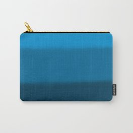 Blueish Carry-All Pouch