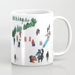 The Fork's River Trail Coffee Mug