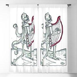 Death music Blackout Curtain