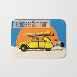An Endless Summer bummer Bath Mat