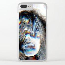 Poltergeist Clear iPhone Case