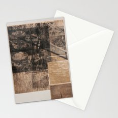 WOOD/ PAPER Stationery Cards