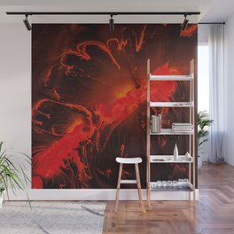 Paints 4 Wall Mural