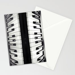 Reflective keys Stationery Cards