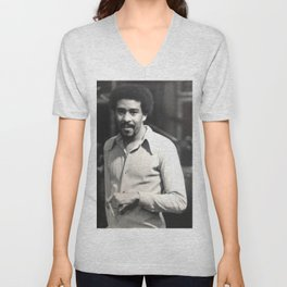Richard Franklin Lennox Thomas Pryor - Stand-Up - Comedy - Black - Actor - Director - Hollywood smk Unisex V-Neck