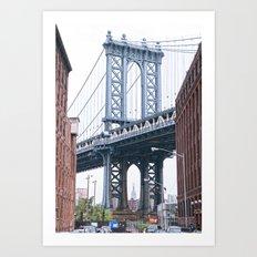 Dumbo, Brooklyn Art Print