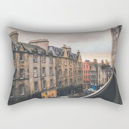 Edinburgh Sunset Rectangular Pillow